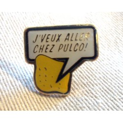 Pin's collection publicitaire PULCO CITRON sans attache
