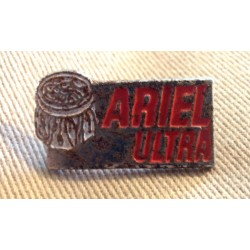 Pin's collection publicitaire ARIEL ULTRA sans attache