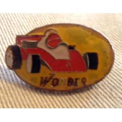 Pin's collection publicitaire WONDER sans attache