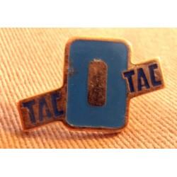 Pin's collection publicitaire TACOTAC BLEU sans attache