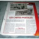 """FICHE FASCICULE POMPIERS COLLECTION """" LE COIN DU COLLECTIONNEUR """" fiche 43"""