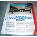 "FICHE FASCICULE POMPIERS COLLECTION "" L'HISTOIRE "" fiche 5"