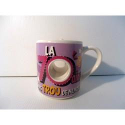 Tasse mug la 70 aine humoristique trou de mémoire idée cadeau anniversaire fête neuve