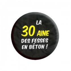 COUSSIN LA 30 AINE NOIR IDÉES CADEAU ANNIVERSAIRE FETE NEUF