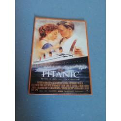Carte Postale de Star - People - Titanic - Affiche cinéma - Leonardo DiCaprio, Kate Winslet