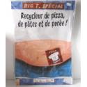 FÊTES ANNIVERSAIRE HUMOUR BIG T-SHIRT SPÉCIAL RECYCLEUR DE PIZZA