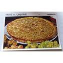"""FICHE CUISINE vintage rétro la bonne cuisine desserts """"tarte aux raisins"""""""