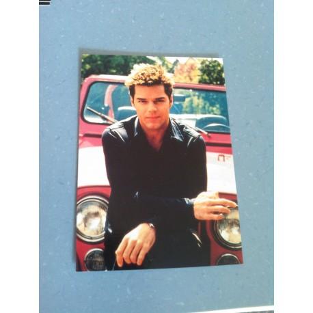 Carte Postale de Star - People - Ricky Martin