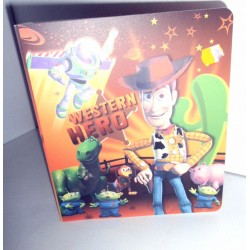 Classeur souple enfant TOYS STORY western hero A5 Fourniture scolaire neuf