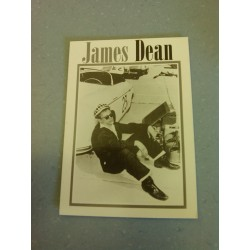 Carte Postale de Star - People - James Dean collection neuve
