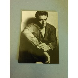 Carte Postale de Star - People - James Dean - Assis collection neuve