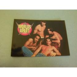 Carte Postale de Star - People - Worlds Apart - Horizontale collection neuve