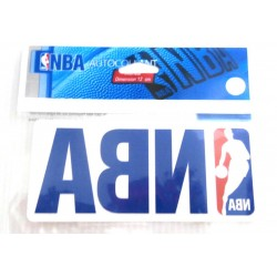 FÊTES BASKET OFFICIEL COLLECTION AUTOCOLLANT 12 CM NBA neuf