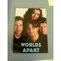 Carte Postale de Star - People - Worlds Apart collection neuve