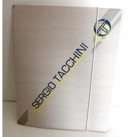 Pochette cartonnée à rabat souple enfant ados SERGIO TACCHINI A4 Fourniture scolaire neuf