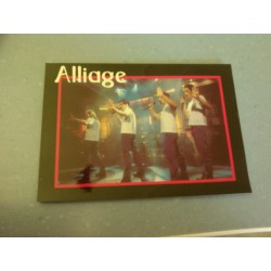 Carte Postale de Star - People - Groupe Alliage