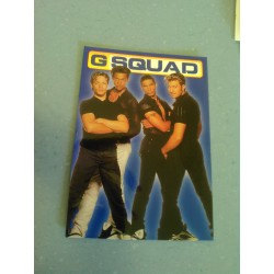 Carte Postale de Star - People - Groupe G Squad - Verticale