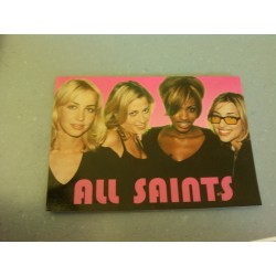 Carte Postale de Star - People - Groupe All Saints