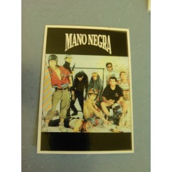 Carte Postale de Star - People - Groupe Mano Negra
