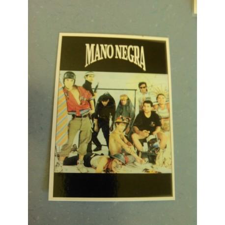 Carte Postale de Star - Groupe Mano Negra