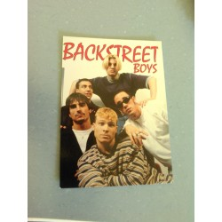 Carte Postale de Star - People - Groupe Backstreet Boys