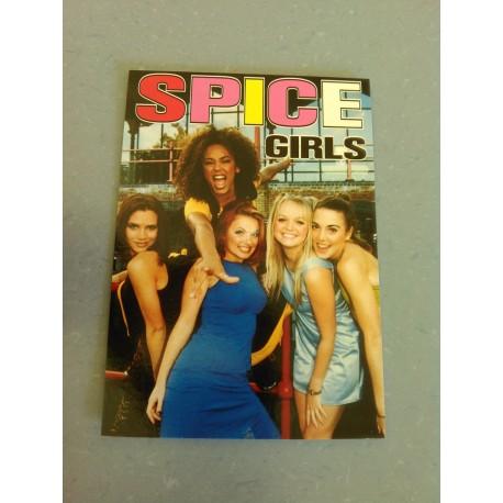 Carte Postale de Star - People - Groupe Spice Girls - Version 1