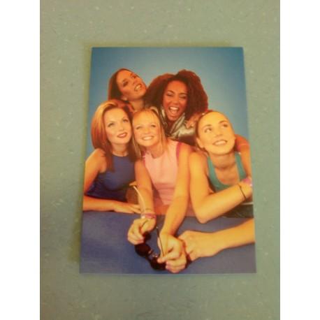 Carte Postale de Star - People - Groupe Spice Girls - Version 2