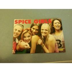 Carte Postale de Star - People - Groupe Spice Girls - Version 6