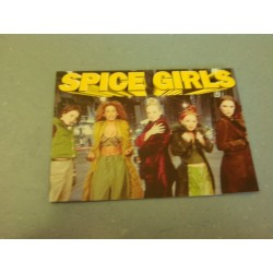 Carte Postale de Star - People - Groupe Spice Girls - Version 8 collection neuve