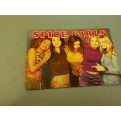 Carte Postale de Star - People - Groupe Spice Girls - Version 9 collection neuve