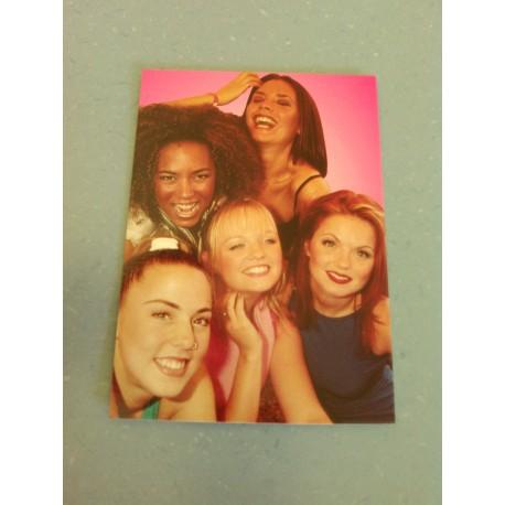 Carte Postale de Star - People - Groupe Spice Girls - Version 11