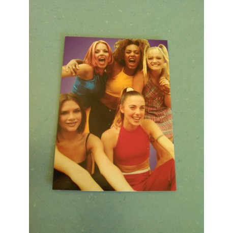 Carte Postale de Star - People - Groupe Spice Girls - Version 12