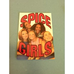 Carte Postale de Star - People - Groupe Spice Girls - Version 13 collection neuve