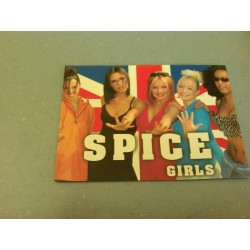 Carte Postale de Star - People - Groupe Spice Girls - Version 14 collection neuve