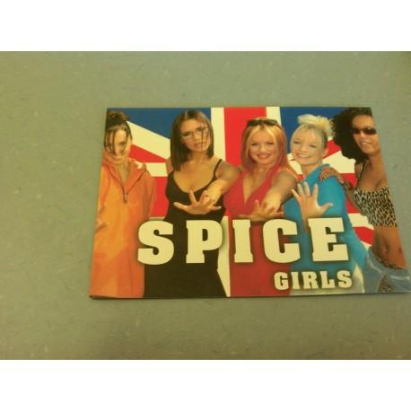 Carte Postale de Star - People - Groupe Spice Girls - Version 14