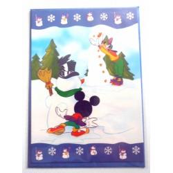 Carte postale neuves avec enveloppe fête anniversaire enfant Disney Winnie l'ourson Mickey (lot 34)