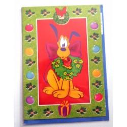 Carte postale neuves avec enveloppe fête anniversaire enfant Disney Winnie l'ourson Mickey (lot 39)