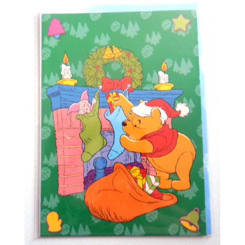 Carte Postale Neuves Avec Enveloppe Fete Anniversaire Enfant Disney Winnie L Ourson Mickey Lot 40 Amzalan Com