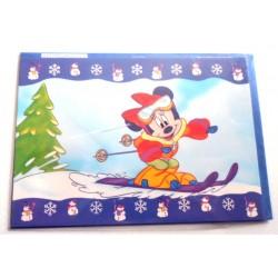 Carte postale neuves avec enveloppe fête anniversaire enfant Disney Winnie l'ourson Mickey (lot 42)