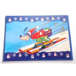 Carte postale neuves avec enveloppe fête anniversaire enfant Disney Winnie l'ourson Mickey (lot 43)