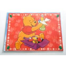 Carte postale neuves avec enveloppe fête anniversaire enfant Disney Winnie l'ourson Mickey (lot 44)