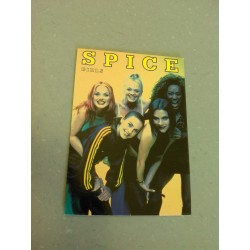 Carte Postale de Star - People - Groupe Spice Girls - Version 15 collection neuve