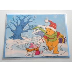 Carte postale neuves avec enveloppe fête anniversaire enfant Disney Winnie l'ourson Mickey (lot 52)
