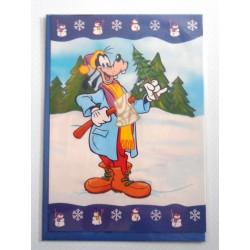 Carte postale neuves avec enveloppe fête anniversaire enfant Disney Winnie l'ourson Mickey (lot 55)