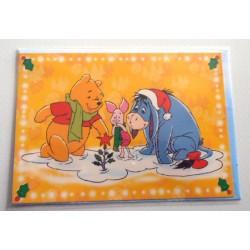 Carte postale neuves avec enveloppe fête anniversaire enfant Disney Winnie l'ourson Mickey (lot 59)