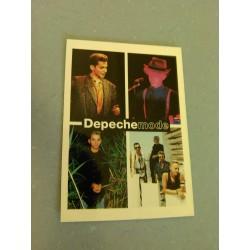 Carte Postale de Star - People - Groupe Depeche Mode - Portrait