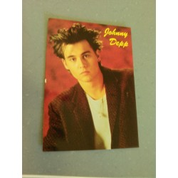 Carte Postale de Star - People - Johnny Depp collection neuve