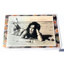 Carte postale neuve avec enveloppe joyeux anniversaire (22.01)