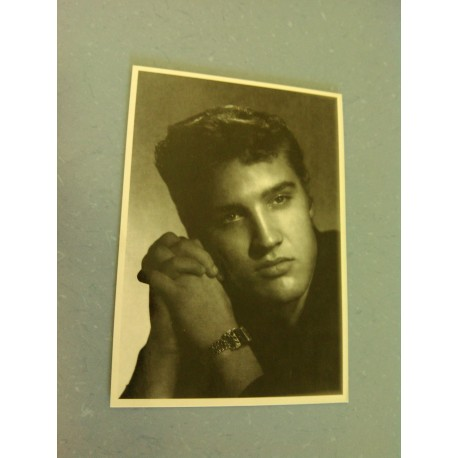 Carte Postale de Star - People - Elvis Presley
