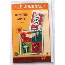 Carte postale neuve avec enveloppe joyeux anniversaire ( lot 34.02)
